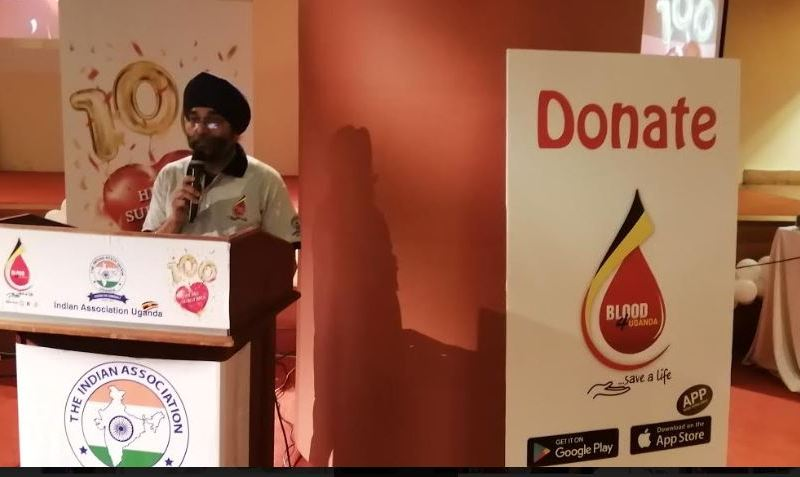 Indian Association of Uganda Celebrates Completion Of 100 Heart Surgeries, Launches Blood Donation Campaign