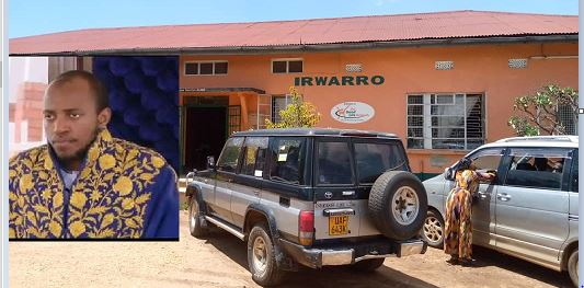 Tooro Omukama Oyo  In Nasty Property Wrangle With Tenant, Orders Eviction Of Clinic