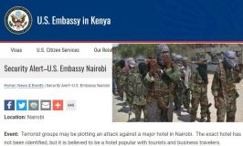 Beware: US Embassy Warns Of  Imminent Terrorist Attack At Top Hotel