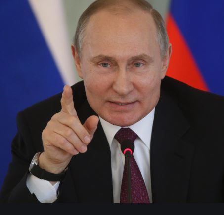 Over My Dead Body: Putin Vows Not Allow  Gay Marriages In Russia