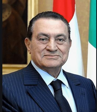 Ex-Egyptian President Hosni Mubarak Dies