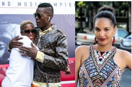 Chameleone, Wife In Bitter Split Over Sexy Manager Bijou