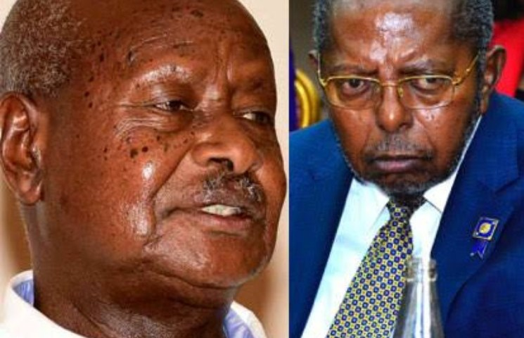 US Gov't Pressures Museveni On Firing Bank of Uganda  Governor Prof. Mutebile