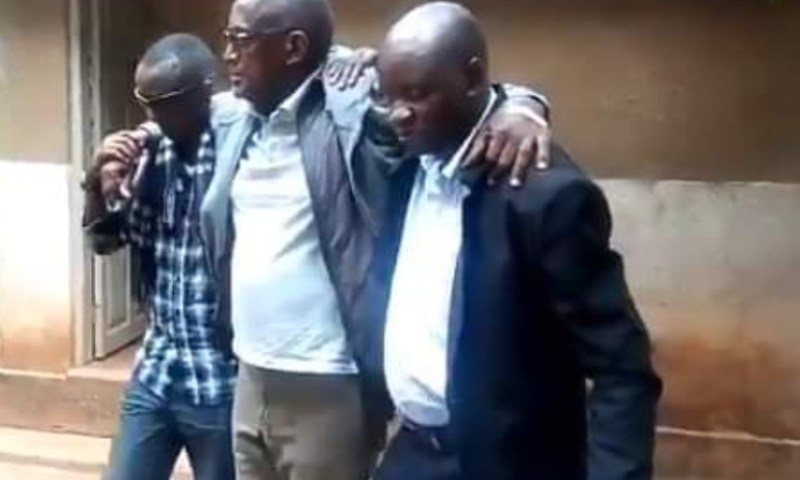 Museveni Jails Ailing Presidential Contender Lt. Gen. Tumukunde