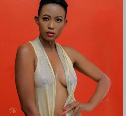 Model Kabareebe Causes Global Scrotal Eruptions