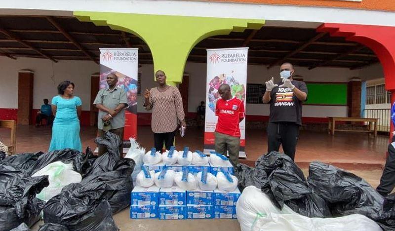 Ruparelia Foundation Donates More Relief Items On COVID-29 Rescue Day-2