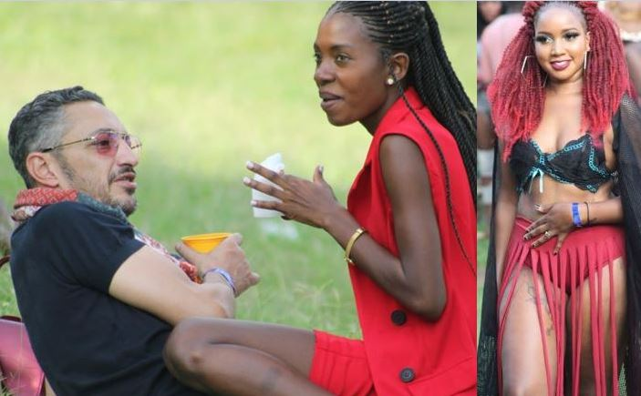 Juicy Babes Cause Scrotal Eruptions At Roast and Rhyme