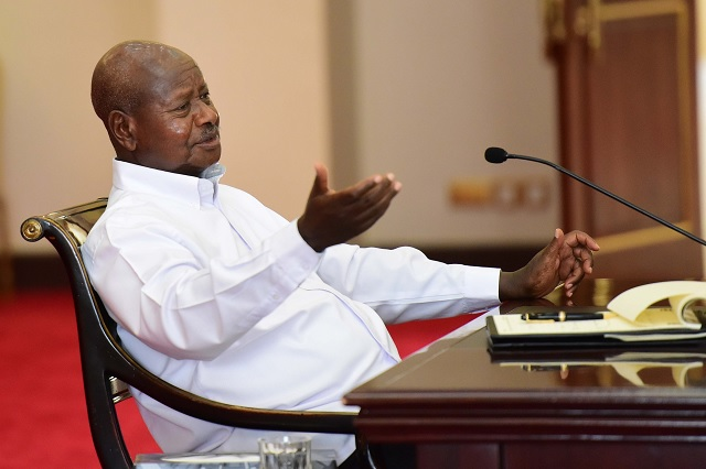 'Health Is More Important Than Economy'- President Museveni