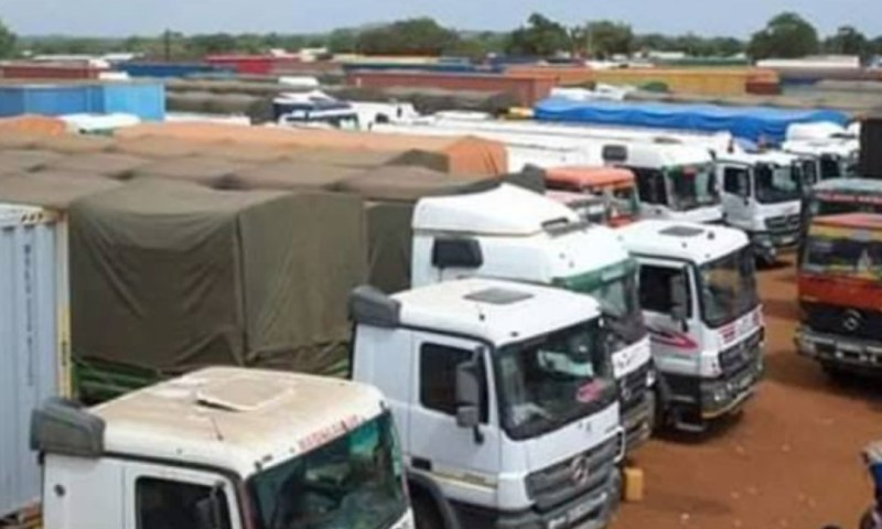 Gov't Issues Strict Directives To Truck Drivers To Combat Spread of Coronavirus