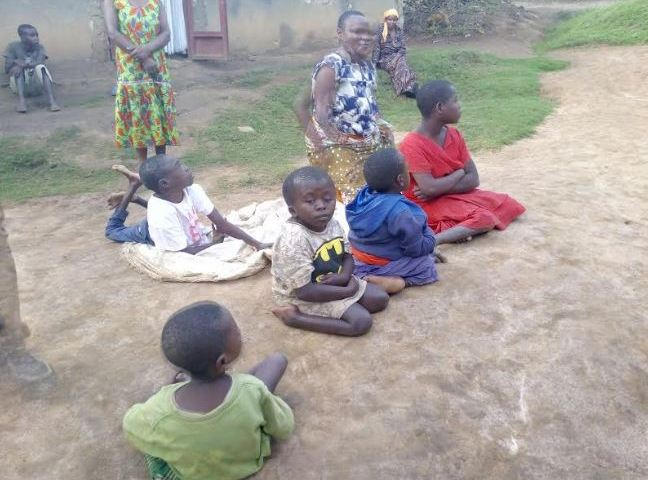 Witchcraft: Good Samaritan Stranded With 6 Bewitched Disabled Orphans After Selling All Property To Raise Them