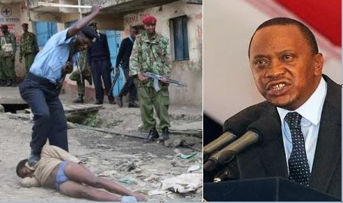 President Apologises For Police, Army Brutality During COVID-19 Curfew