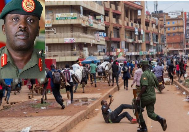 Gen.Muhoozi Orders Military Police To Check LDUs Brutality During Enforcement Of COVID-19 Curfew