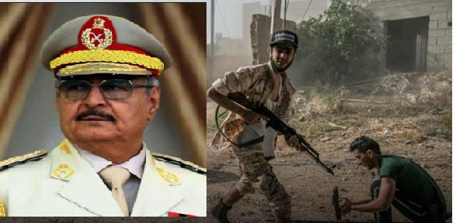 Gen. Khalifa Haftar Plans Coup d'etat Against Libyan UN-Backed Gov't