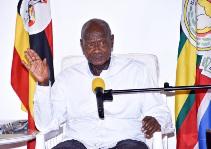 You're Pigs,Idiots-Museveni To LDUs Beating Up People In Their Homes To 'Enforce' Curfew