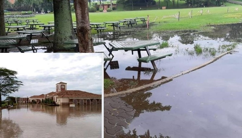 More Losses To Tycoons As Serena, Speke Resort Hotels Are Flooded Due to Rise In Lake Victoria  Water Levels