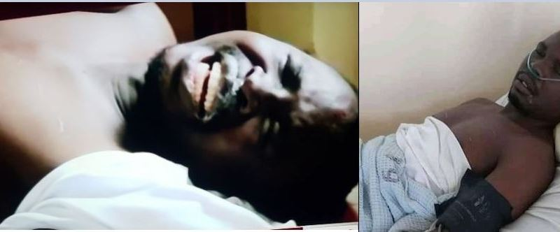 People Power MP Zaake Sneaked From Mulago To Kiruddu Hospital On Oxygen, Bobi Wine Condemns  Brutal Torture