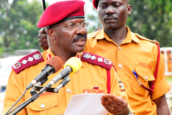 Uganda Government To Release Prisoners Over Coronavirus