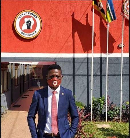 2021 Race: Presidential Aspirant Bobi Wine's Ghetto TV Hacked