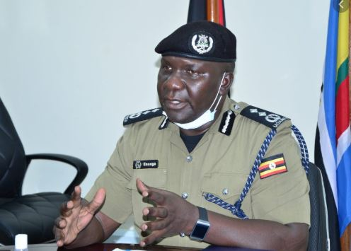 UPDF, Police Joint Security Team To Enforce Wearing Of Face Masks In Fight Against COVID-19
