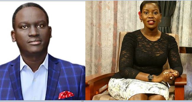 NBS TV  CEO Kin Kariisa Denies Rumours Of Courting NTV's Nakazibwe