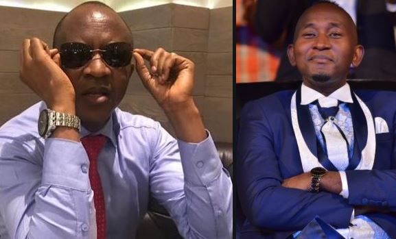 Mbonye, Gashumba In Bitter Beef Over Pastor's Failure To Fight COVID-19 Using His 'Divine Powers'
