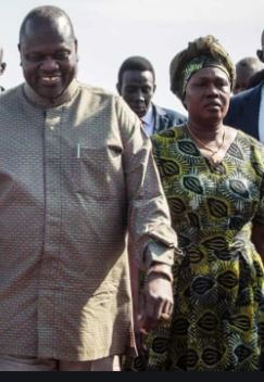 Fear As South Sudan VP Machar, Wife Get Infected With Coronavirus