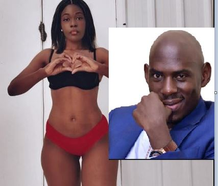 SK Mbuga Caught In Sex Scandal As Model Accuses Him  Of Demanding For Sex Before Getting Job At His STV