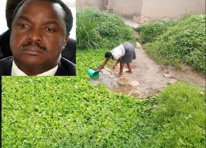 Health Crisis Looms In Minister Tumwesigye's Home Town Due To Contaminated Water Sources