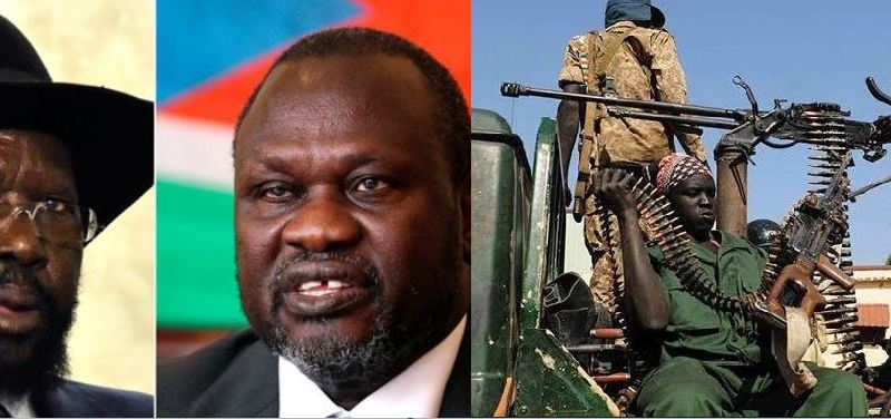 UN Security Council Extends South Sudan Arms Embargo, Financial Sanctions, Travel Ban Until May 2021.