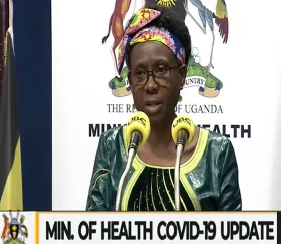 Ministry Of Health Officially Declares Second Wave, Reopens Namboole Stadium As Covid-19 Treatment Center