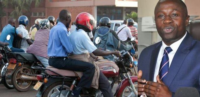 Gov't To Digitalise Boda-boda Registration, Unveils System To Capture Data For All Motorcycles In Uganda