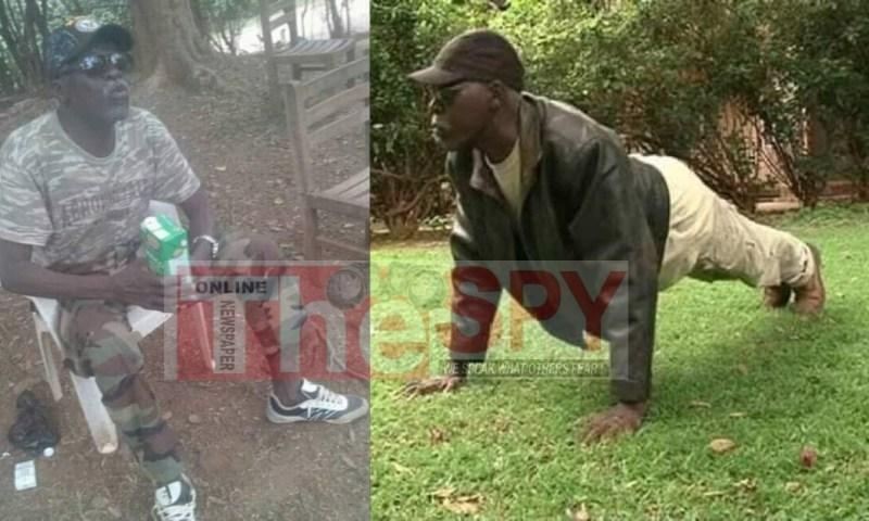 Full Profile: Maj.Gen.Samuel Waswa Kasirye Ggwanga, Hunter's Poor Boy Who Sold Puppies To Raise Sch.Fees