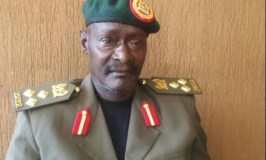 UPDF Looses Another NRA Bush War Hero Gen Bell Tushabe