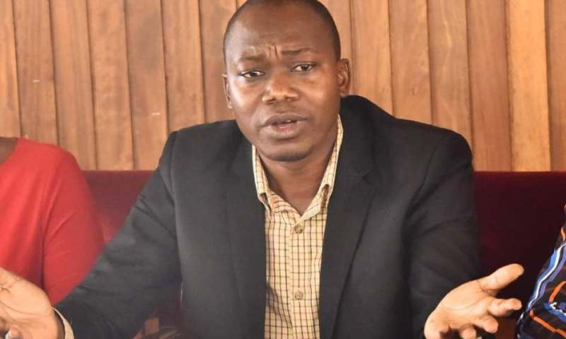 MP Akamba On Spot For Disowning Own Signature After Wetting His 'Bick' With UGX20M!