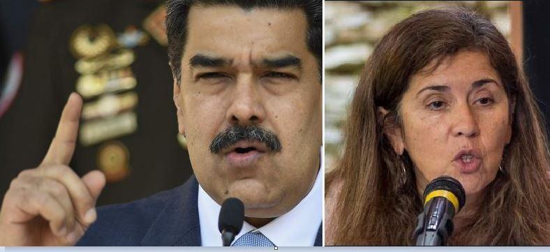 President Maduro Expels EU Envoy From Venezuela  After Fresh Sanctions