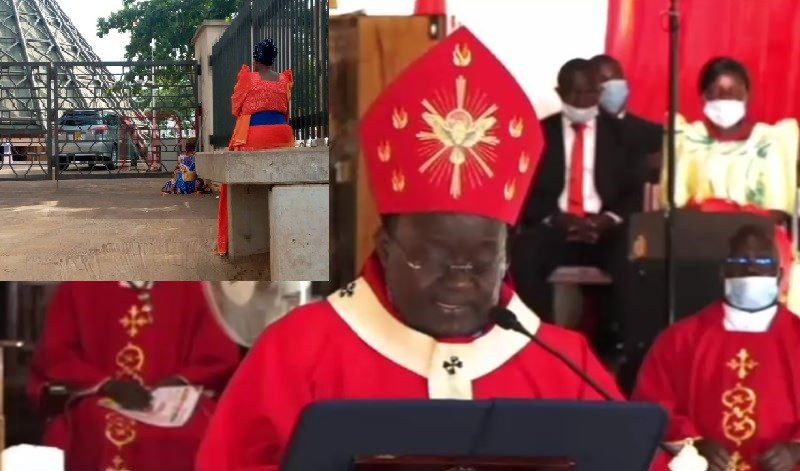 Clergy, Christians Hold 'Scientific' Namugongo Martyrs' Day Celebrations Due To COVID-19