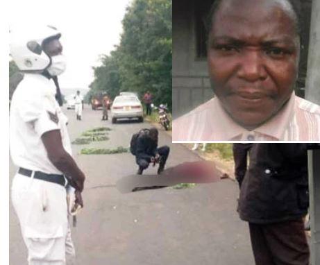 UPDF Soldier Arrested For Shooting Reverend Dead