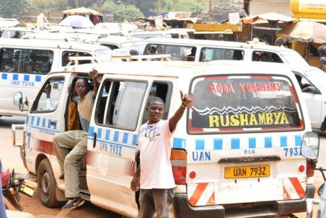 New KCCA Route Numbers, Descriptions Unveilved, Only Registered Taxis Are Allowed On The Road.