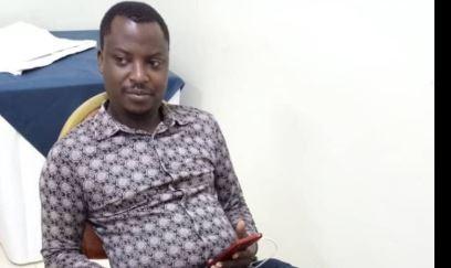 Breaking: City Journalist Nahabwe's Balls Arrested Over REA Stories,Whisked To CID Kibuli For Roasting!