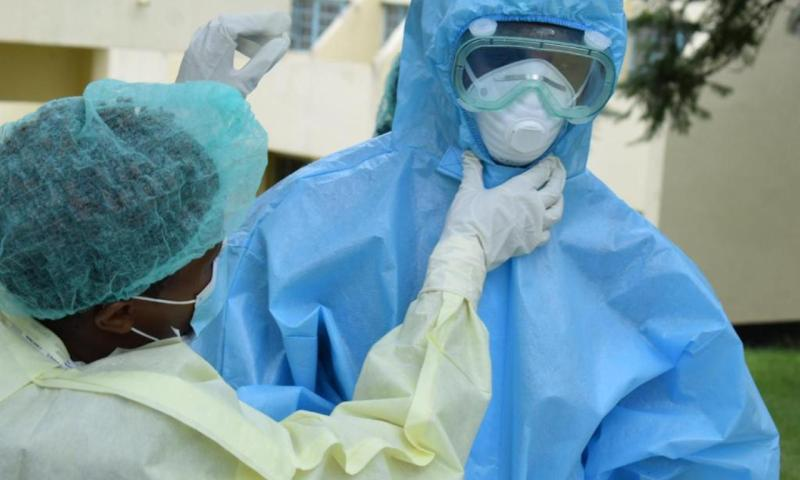 COVID-19: Uganda Registers 10 New Infections As Cases Rise To 1,089