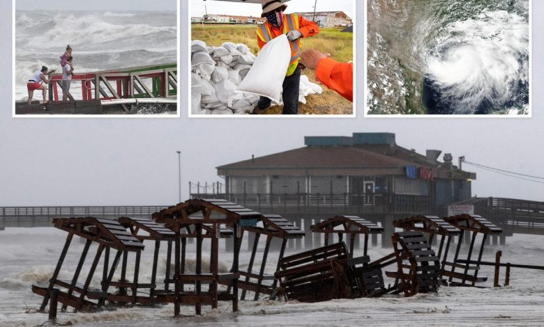 Several Feared Dead As Hurricane Hanna Ravages Texas