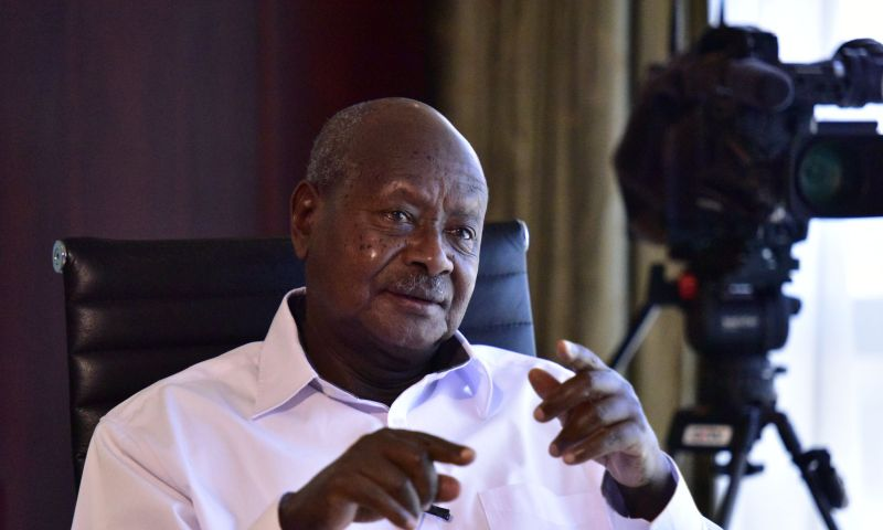 Museveni Asks Leadership Code Tribunal To Clean Public Service Over Failure Of IGG, Police To Curb Corruption