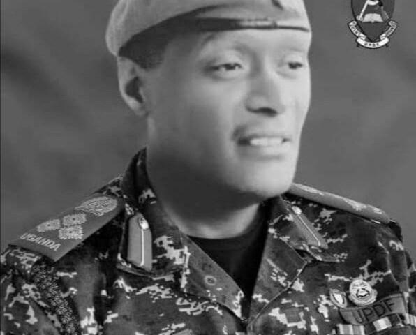 'He Was Innovative, Fearless': FUFA President Magogo Eulogizes Fallen Sportsman Brig Gen.Tushabe