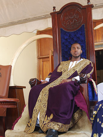 Ups & Downs Of World's Youngest King Oyo Nyimba Kabamba Iguru Rukidi 1V's 25 Year Reign