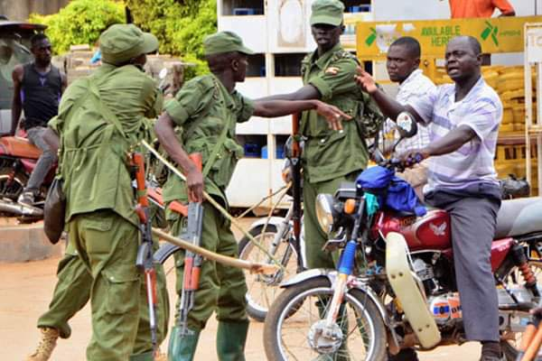 IGP Ochola, Gen Muhoozi Called To Intervene In Brutal Acts Of Unruly LDUs