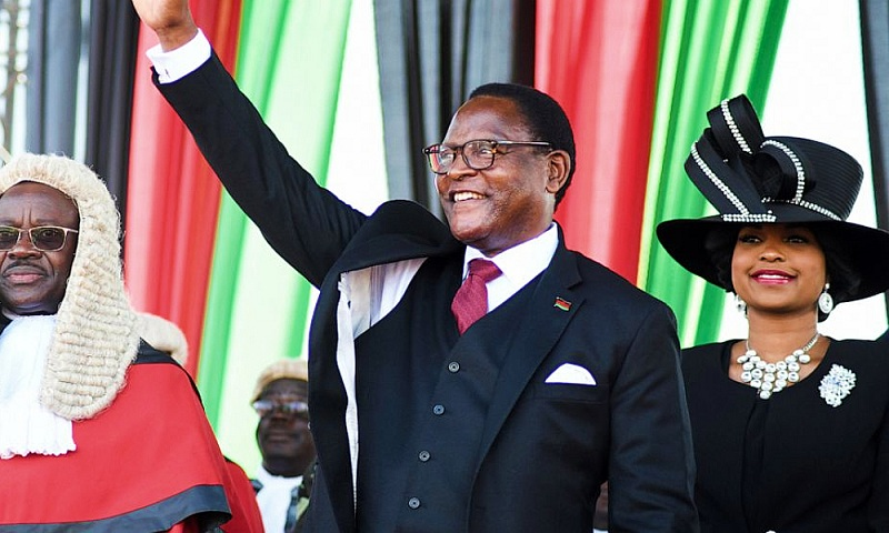 Nepotism: Newly Elected Malawi President Chakwera Fills Cabinet With Family Members