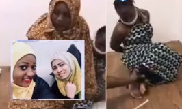 AFLAAK Recruitment Agency Boss  Connives With Arabian Slave Owners To Torture Ugandan Maid