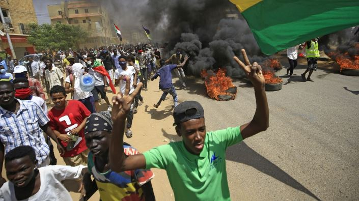 Unrest As Sudan Protesters Storms Streets To Demand More Reforms From New Gov't