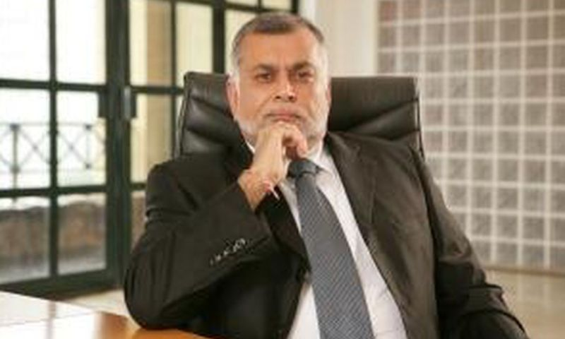 Tycoon Sudhir Tests Negative To COVID-19, Dares Ugandans To Emulate Him & Do Voluntary Testing