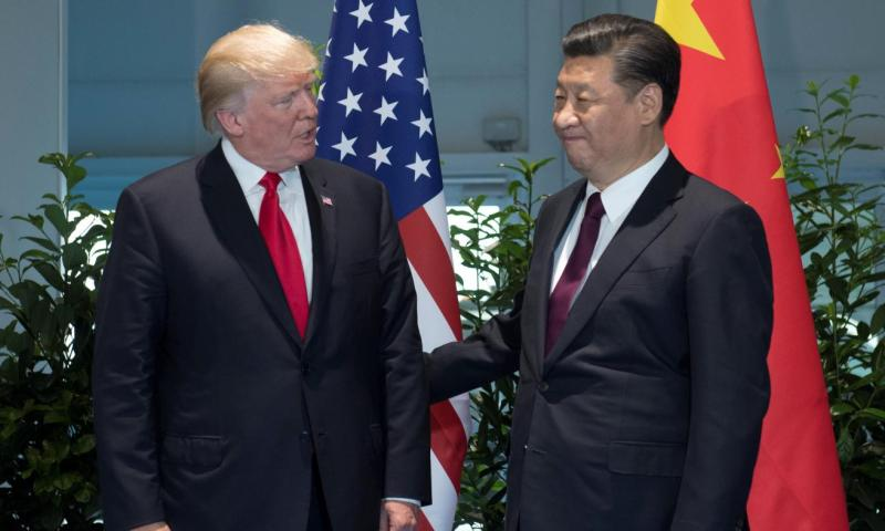 World War III: Trump Orders Closure Of Chinese Embassy As Xi Jinping  Shuts US Consulate In China!